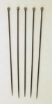 Insect Entomology Pins # 7 pk of 100