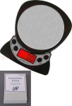 US-BRAVO Digital Pocket Scale 500g x 0.1g, With Weighing Paper