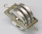 Aluminum Pulley Triple Parallel