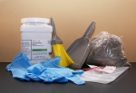 Solvent, Caustic and Acid Spill Clean Up Master Kit