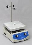 Analog Hot Plate Magnetic Stirrer 170mm Metal Surface