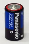 Panasonic D Cell Carbon Zinc Battery