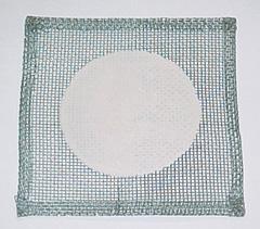 3419 2 Wire Gauze Ceramic Center 5 Inch