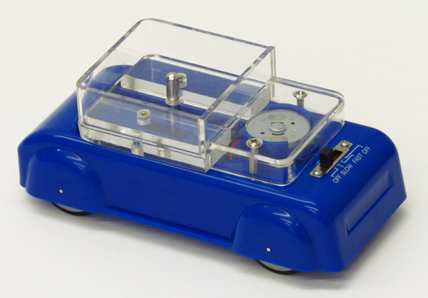 Battery Operated Car Constant Velocity