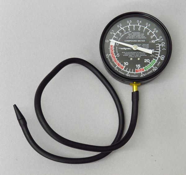 Mityvac Vacuum Gauge Fuel Pump Tester