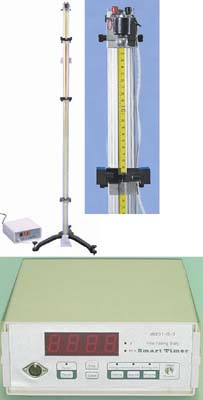 638 22 Deluxe Free Fall Apparatus With Pendulum With