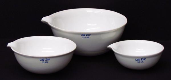 3760-65LZ Evaporating Dish Porcelain Superior Quality 250ml