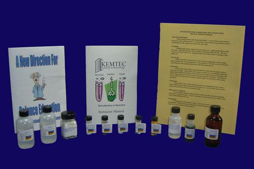 Kemtec Chemical Properties Student Manual