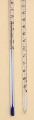 788-70-010 Lab Thermometer Enviromentally Safe Liquid -20 to 150 C ...