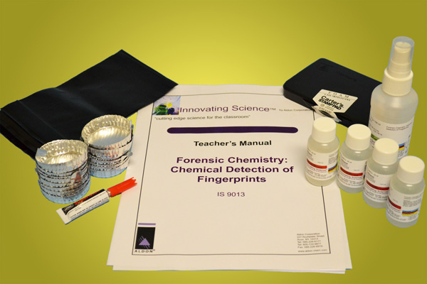 forensic chemistry research